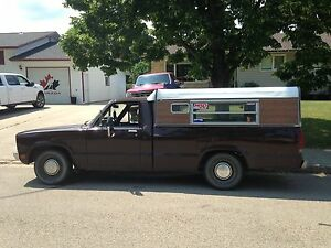 Rare 1979 Ford Courier