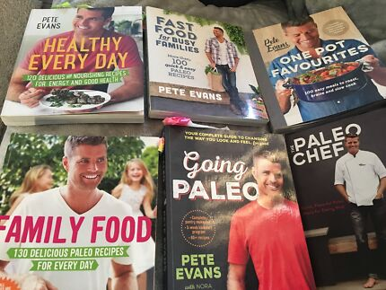 Pete evans family food 130 paleo recipes for every day cooking pete evans paleo cookbooks forumfinder Images
