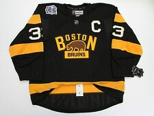 CHARA BOSTON BRUINS AUTHENTIC 2016 WINTER CLASSIC REEBOK EDGE 2.0 7287 JERSEY