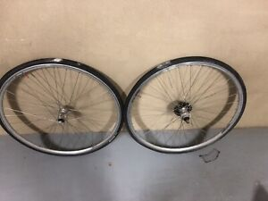 Tec bicycle wheelset