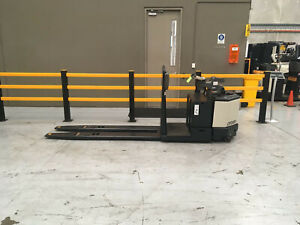 Crown 4500 Series PC Series Pallet Jack Welshpool Canning Area Preview