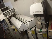 Factory Second Split & Ducted AC Systems Supplied Installed Blacktown Blacktown Area Preview