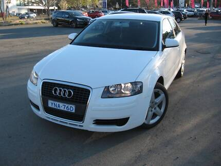 AUDI A3, 2008, 1.6, MANUAL Palmerston Gungahlin Area Preview