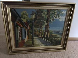 Tapestry frame Keilor Lodge Brimbank Area Preview