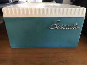 Retro biscuit container Carrum Kingston Area Preview