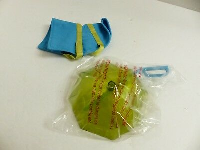 American Girl Pet Rain Gear Umbrella Coat Cover for Doll Dog EUC