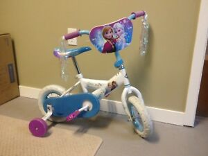 Bike with Training Wheels for Small Child