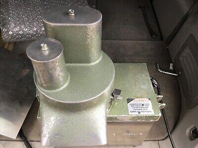 Mannhart Mv-79 Commercial Food Processor
