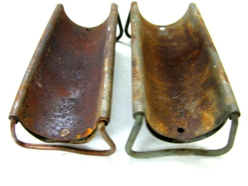 2 American Beauty  wide soldering iron STANDS, holders