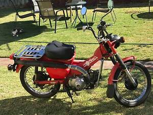 Postie Honda CT110 Mount Lawley Stirling Area Preview