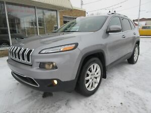 2015 Jeep Cherokee Limited *8 PNEUS*