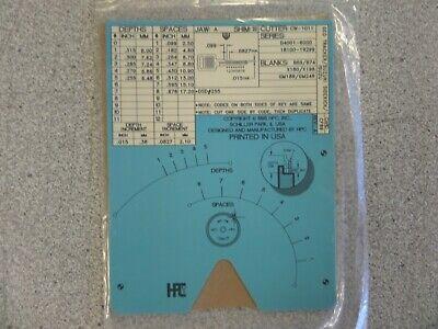Hpc Cf89 Geo Trackersuzuki Sidekickisuzu 1200cm Key Code Machine Code Card