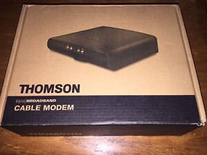 Thomson Digital Broadband Cable Modem