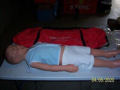 Simulaids Cpr-1 3 Year Old Child Manikin Catalog 1700 Timmy Basic