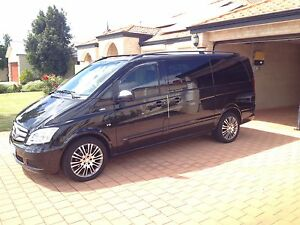 MY12 Mercedes Viano 3.0CDI BE Ambiente Canning Vale Canning Area Preview