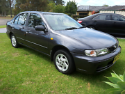NISSAN PULSAR 1998 grey 6month rego Girraween Parramatta Area Preview