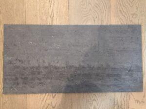 Porcelain tile - frost resistant/antislip texture
