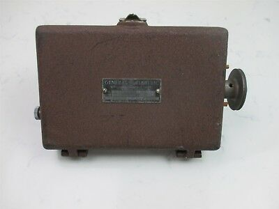 Vintage Ge General Electric Continuous Drive Film Holder Oscillograph 2004025