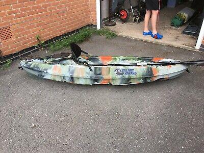 Galaxy Grayling fishing kayak