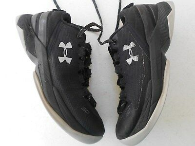 cbbad919717 Youth - Black Basketball Shoes - 7 - Trainers4Me