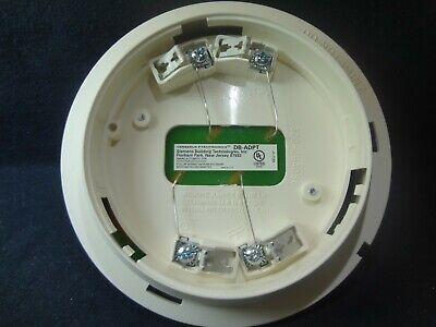 Siemens Db-adpt Smoke Detector Base Adapter Fire Alarm Free Shipping