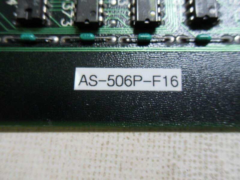 (A13) 1 GOULD MODICON AS-506P-F16 MEMORY MODULE