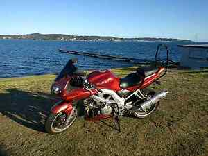 2003 Suzuki sv1000s Marmong Point Lake Macquarie Area Preview