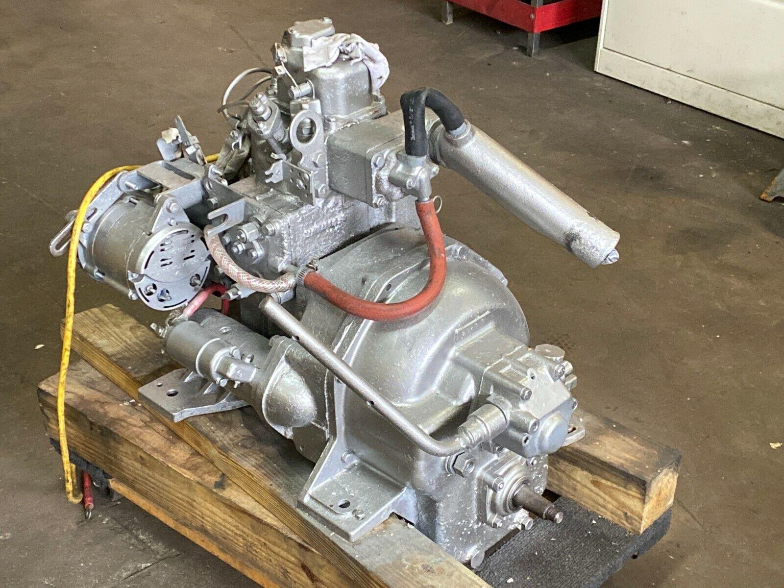Yanmar SB-8 Marine Diesel Engine 8HP 3200 RPMs With Transmission