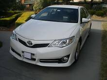 2012 Toyota Camry Sedan Curtin Woden Valley Preview