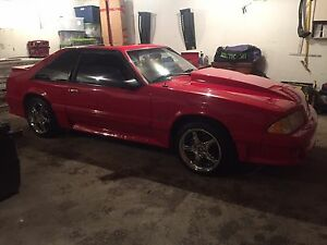 1991 mustang gt Cobra in pristine condition