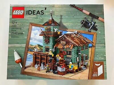 LEGO 21310 Old Fishing Store Brand New Sealed