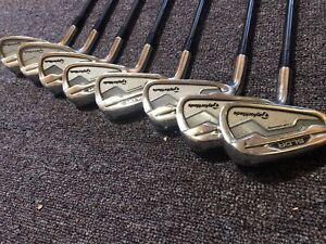 TaylorMade SLDR Irons(GREAT CONDITION)