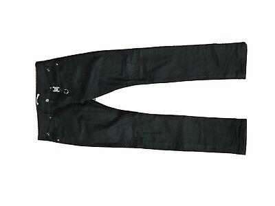 1017 ALYX 9SM Monogram Logo Jeans Denim Black Logo 30