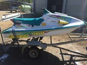 1996 Yamaha 760 waveraider jetski with trailer  Caboolture Caboolture Area Preview