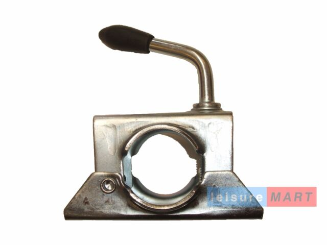 42mm Maypole split clamp suitable for prop stands and Medium duty jockey wheels