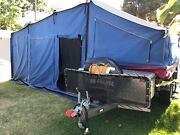 MDC Camper Trailer Off Road - incl 12ft tent and a annexe Hope Valley Tea Tree Gully Area Preview