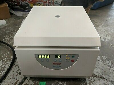 Thermo Electron Industries Scientific Cl10 Centrifuge 2006 11210901
