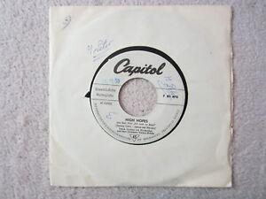Singles / Frank Sinatra – High Hopes / MUSTERPRESSUNG / RAR / 1959 / - Steiermark, Österreich - Rücknahmen akzeptiert - Steiermark, Österreich