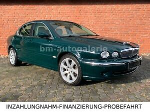 Jaguar X-Type 2.5 V6 Executive*ALLRAD*XENON*PDC*NAVI*