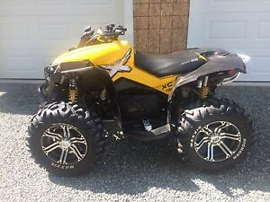 SOLD! 2012 Can-Am Renegade 800 X XC - Financing Available!