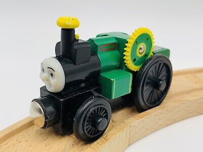 Thomas the Train & Friends TREVOR Wooden Railway Traction Steam Tank Engine