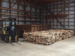 Premium Palletized Hardwood