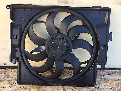 2016 BMW F22 2K!! 228I 428I ENGINE RADIATOR COOLING AC FAN MOTOR MODULE OEM