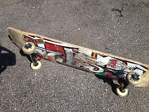 Skateboard - Well loved, fully functioning!