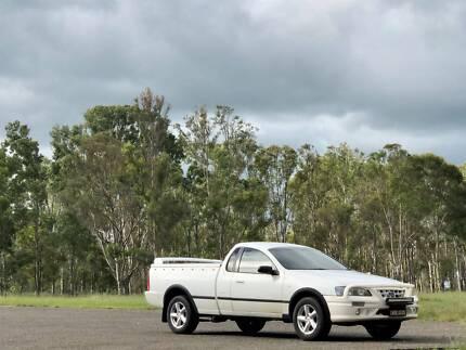 2004 Ford Falcon RTV Automatic Ute Nanango South Burnett Area Preview