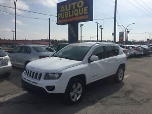 Jeep Compass 2014 North Edition 4x4 automatique