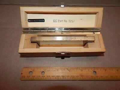 Iecdamon 3257 Microtome Knife Blade 120mm