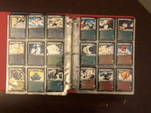 ::365 Rare, Uncommon And Common DBZ & GT Trading Cards Action Cards Dragon Ball Z