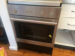 60 cm wall oven Enmore Marrickville Area Preview