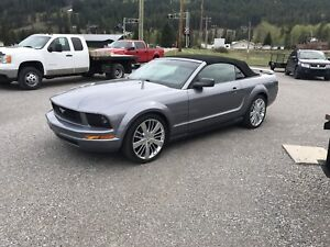 2006 FORD MUSTANG CONVERTIBLE 4.0 Auto